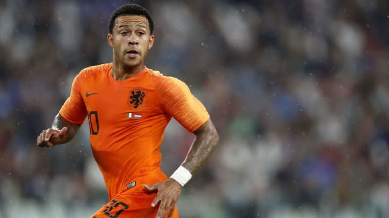 Lyon Star Memphis Depay to Be Fined After Skipping Training Amid Links With Milan