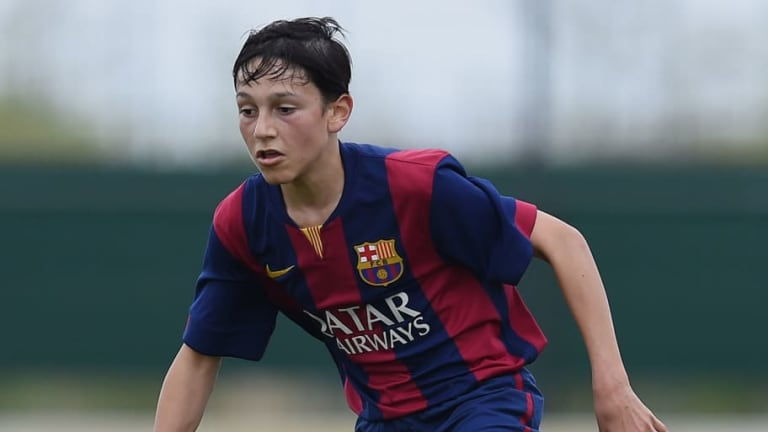 Catalan Newspaper Claims Arsenal Will Sign Teenage Defender After Barcelona Exit