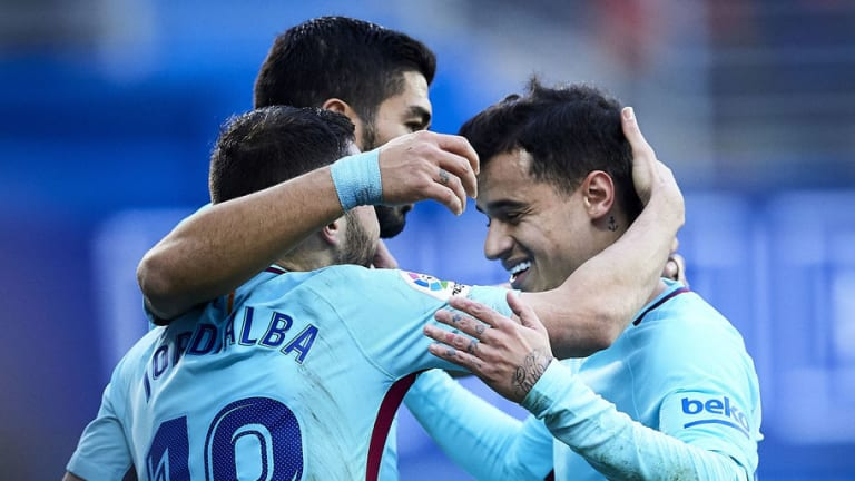 Suarez Reveals How Barcelona's Coutinho Is Different From the One He Left Behind in Liverpool