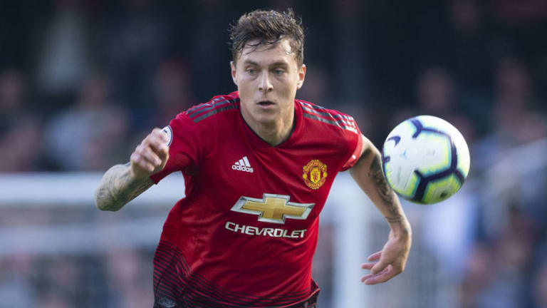 Victor Lindelof Insists He Is 'Feeling Good' After Mixed Debut Season & Reveals Secret Ability