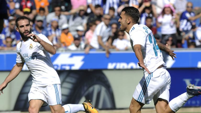 Real Madrid Star Defends Ceballos by Claiming Underused Players Who Don't Get Angry Are Bad for Team