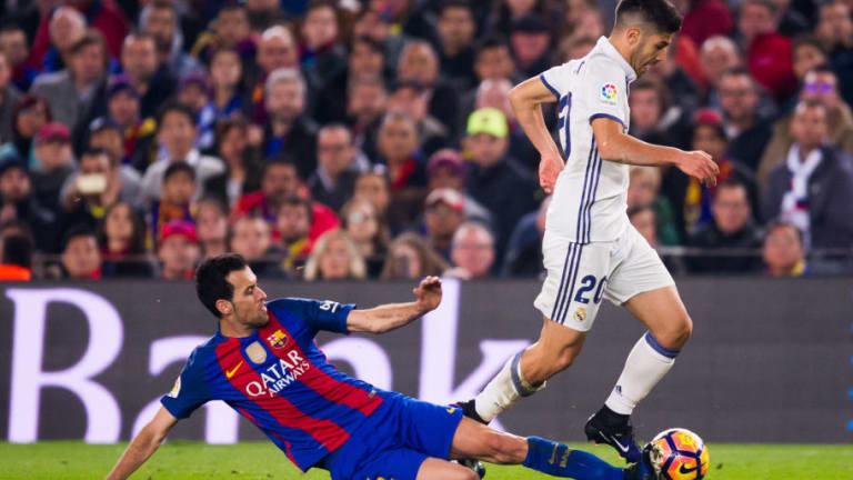 Comparativa en canteranos del FC Barcelona y Real Madrid