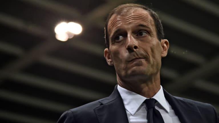 Massimiliano Allegri Calls for Further Improvement Despite Juventus Maintaining Perfect Start