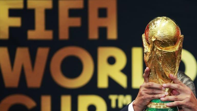 #IMPRESIONANTE   El partido del Mundial más visto hasta ahora
