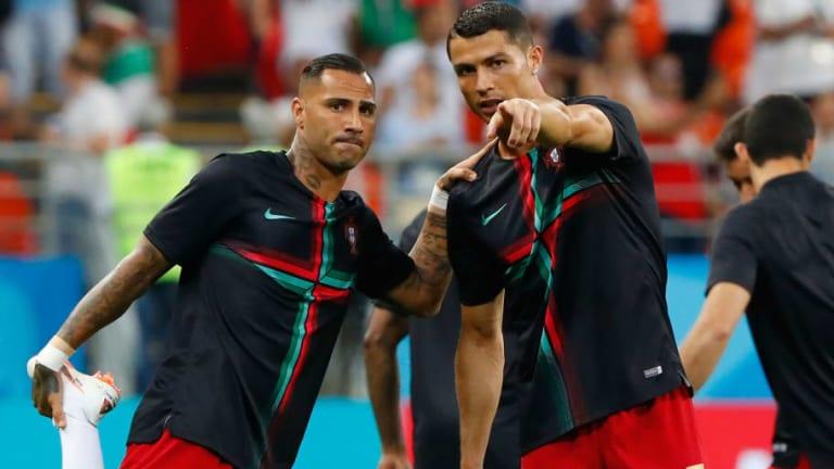 Así ven los jugadores portugueses el partido frente a Uruguay
