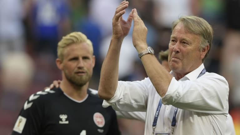 Age Hareide Claims Denmark 'Would Have Been Stupid' to Press on for a Win in Their Draw With France