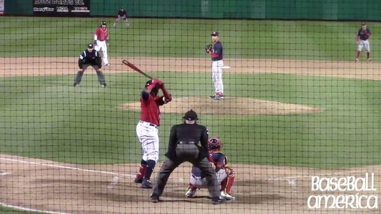 Watch: Vladimir Guerrero Jr. Hits Monster Home Run Off a Hotel