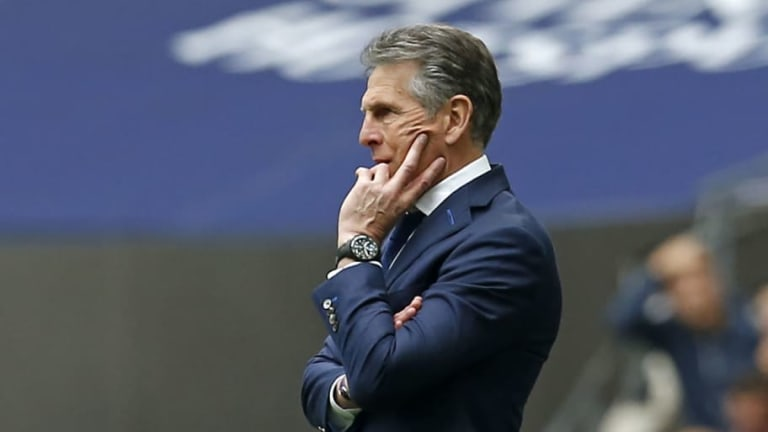 'Crazy Game': Leicester Boss Puel Pleased With His Side's Performance But Rues Lack of Experience