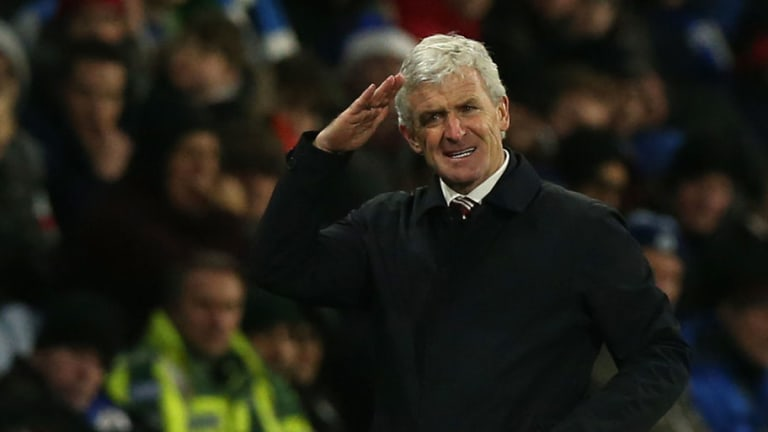 Stoke Sack Mark Hughes After Horrible Run of Defeats & Elimination From the FA Cup by Coventry