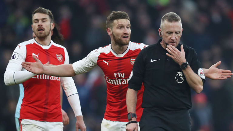 'Silly Mistake': Ramsey Points Finger of Blame at Shkodran Mustafi After Arsenal's Cup Final Defeat