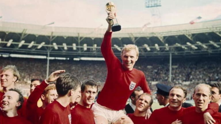 World Cup Countdown: 13 Weeks to Go - Remembering England's Greatest Ever Team