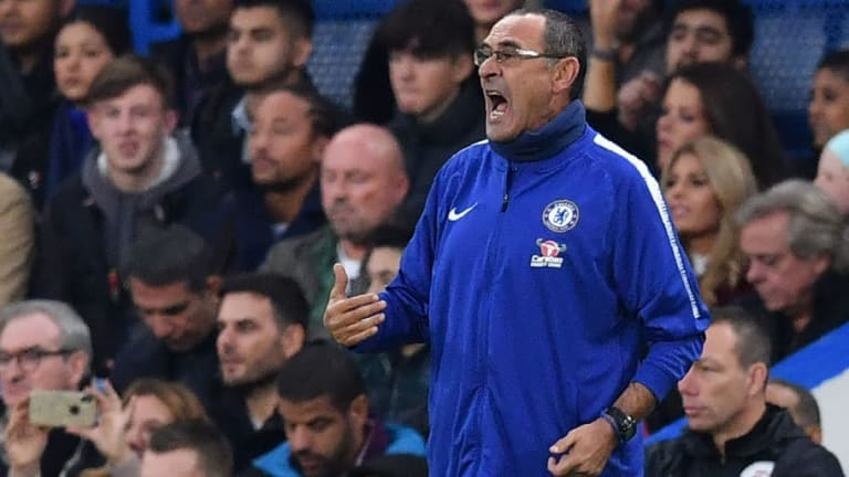 Maurizio Sarri Hints at 'Difficulties' With Chelsea's Mentality Following Everton Draw