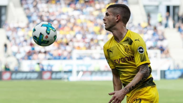 Chelsea Considering Player Exchange Deal to Bring Christian Pulisic From Dortmund to Stamford Bridge
