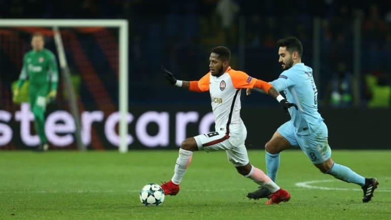 Shakhtar Donetsk Star Fred Set for Man Utd Medical Next Week Ahead of £52m Transfer