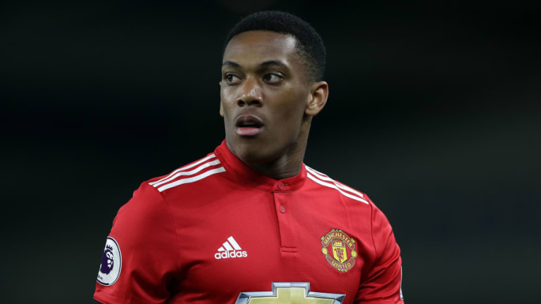 Anthony Martial Given Last Chance to Shine for Man Utd Amid Spurs & Juventus Interest