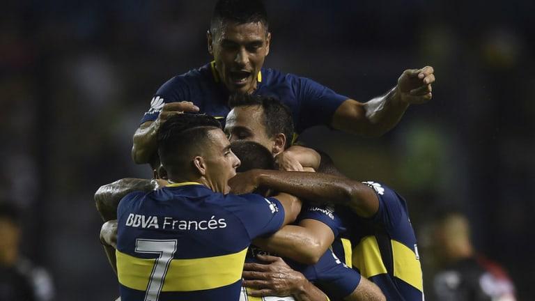 Boca 2-0 Colón de Santa Fe | El uno x uno de los jugadores del Xeneize