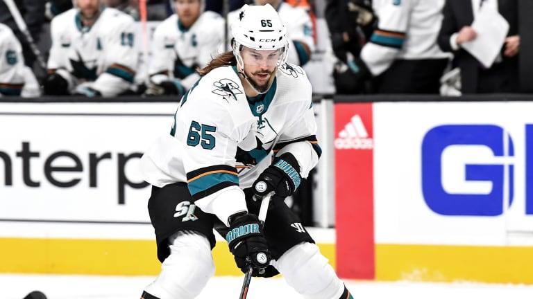 Sharks' Erik Karlsson Suspended Two Games for Illegal Check