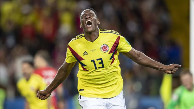 Colombia Defender Yerry Mina Says He Doesn't Have Anything to Prove Despite Barca Exit Speculation