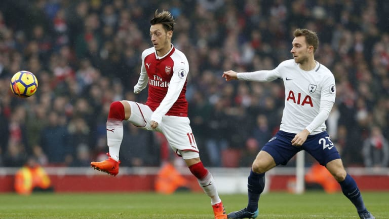 Juventus Plan Huge Transfer Coup With North London Duo Identified as Prime Targets