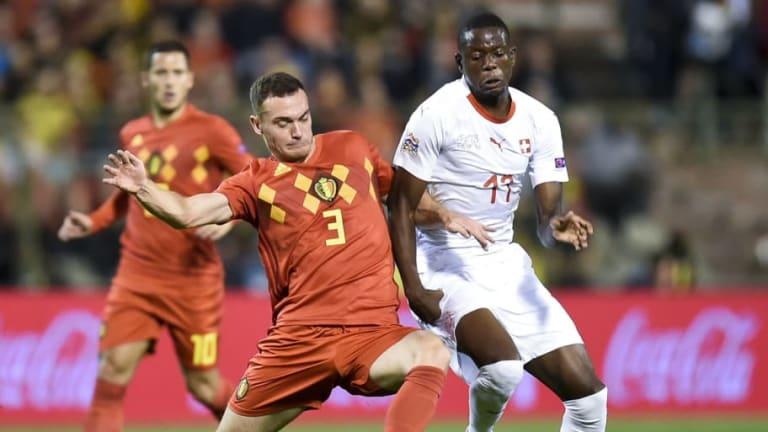 PARTE MÉDICO | Vermaelen salió lesionado del partido entre Bélgica y Suiza