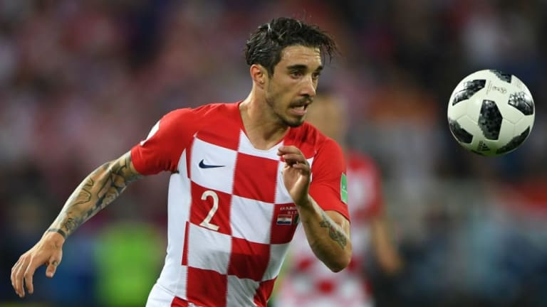 Inter's Offer for Sime Vrsaljko Rejected By Atletico Madrid Amid Premier League Interest