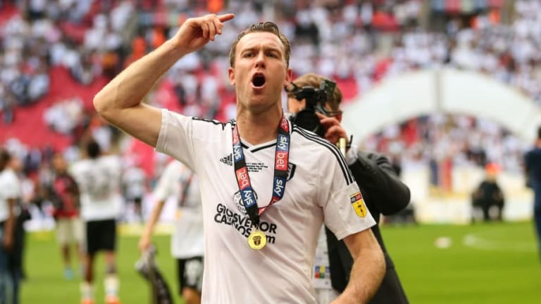 Fulham Tie Midfielder Kevin McDonald Down to New 2-Year Contract at Craven Cottage