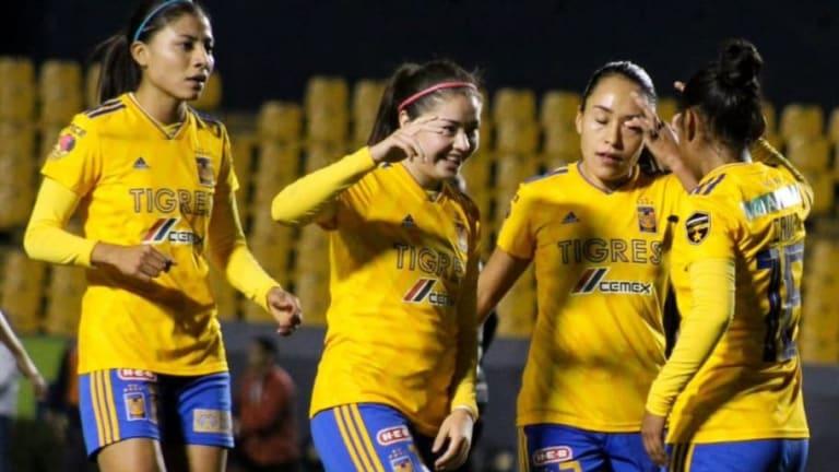 Tigres es el primer equipo en la historia de la liga Femenil en acabar invicto la fase regular