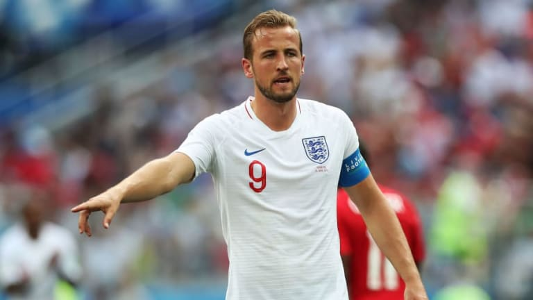 Fans Vote England's Harry Kane as Man of the Moment After Treble in Spectacular Win Over Panama