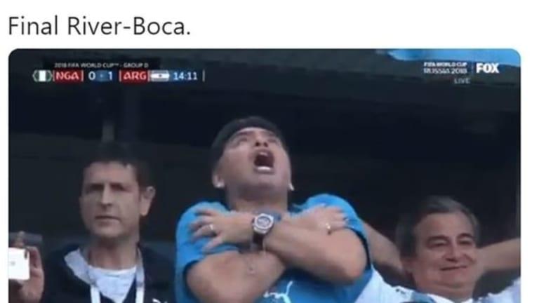 ¡El final del mundo! | Los mejores memes por la final de la Copa Libertadores entre River y Boca