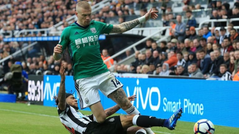 James McClean Insists West Brom Fans Should Understand Players Trying to Leave This Summer
