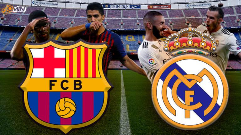 FC Barcelona - Real Madrid | Alineaciones confirmadas