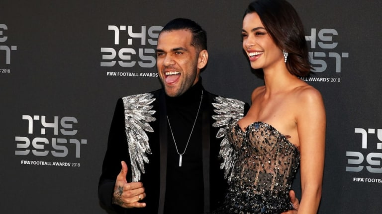 Dani Alves Says Lionel Messi's Exclusion From The Best FIFA Men's Player Nomination is 'Unjust'