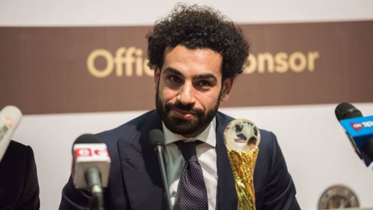 'Happy' Mohamed Salah Quashes Rumours He's Next to Leave Liverpool Amid Real Madrid Links