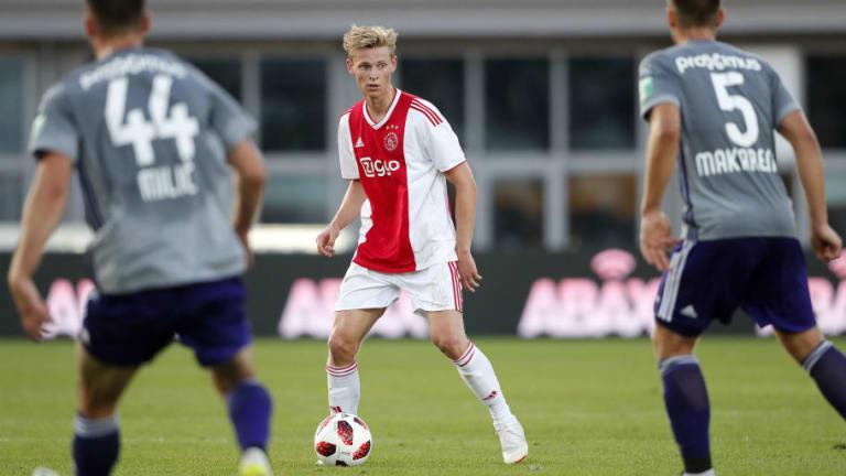MERCADO | El Ajax ya le pone precio a De Jong ante la insistencia del Barcelona
