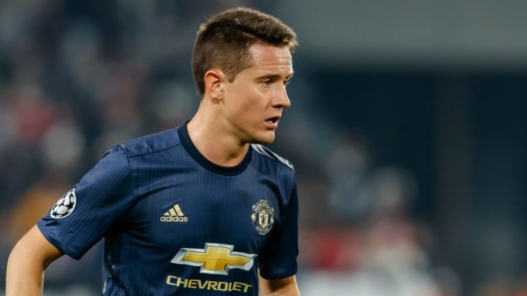 Jose Mourinho Urges Manchester United Board to Accelerate Ander Herrera Contract Talks