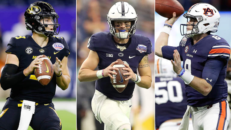 Which Quarterbacks Will Rise to the Top of the 2019 NFL Draft Class?