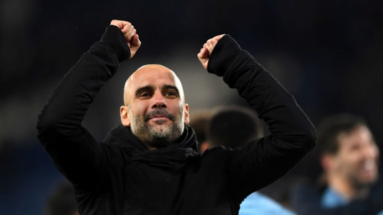 Man City Win Premier League's '2018 Title' by Narrow Margin Despite Recent Slip