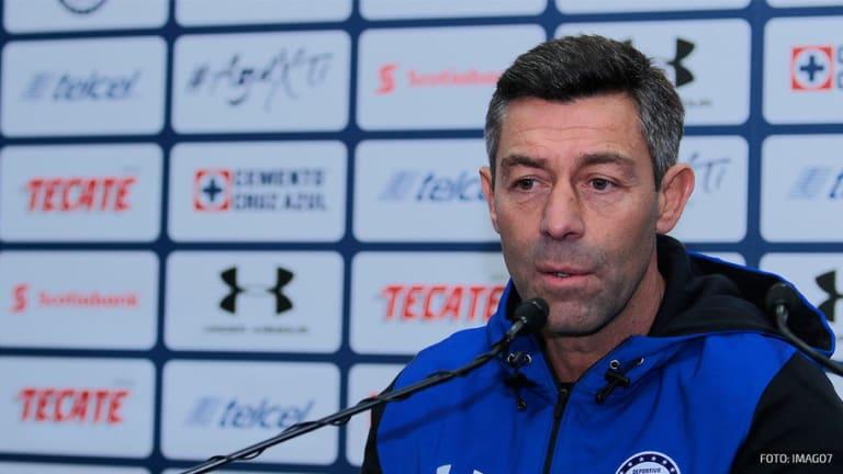 La promesa de 'Caixinha' para la fanaticada de Cruz Azul en el 2018