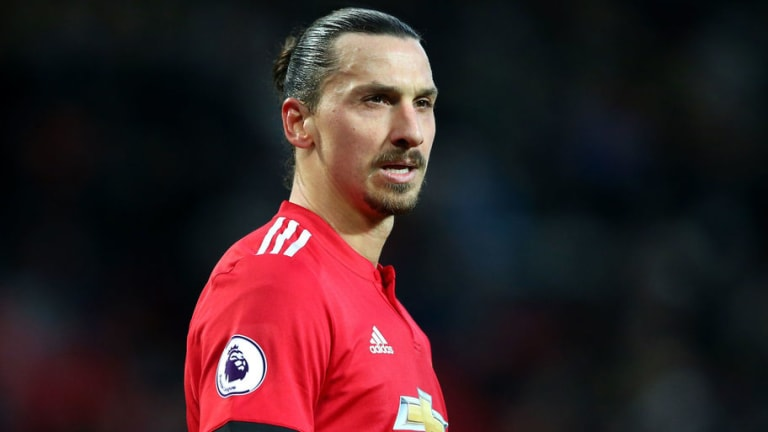 Zlatan Ibrahimovic Returns to Manchester Despite Leaving the Red Devils Earlier This Month