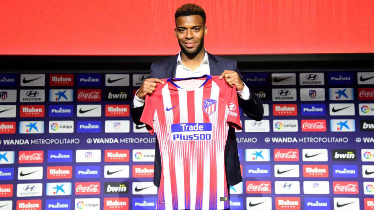 Thomas Lemar Says Atletico Will 'Give Everything' to Win the Champions League Next Season