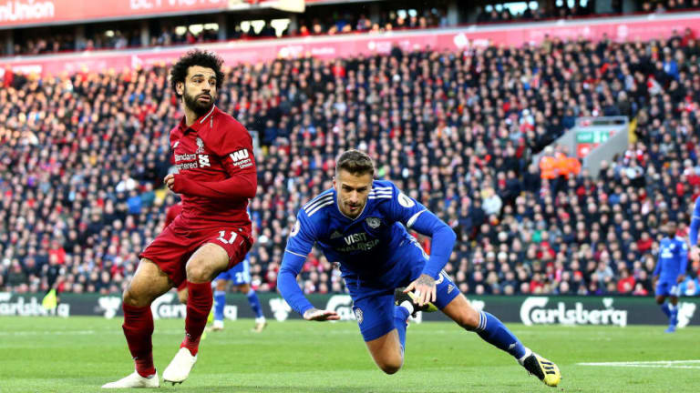 Garth Crooks Makes Prediction About Liverpool Star Man Mohamed Salah After Win Against Cardiff