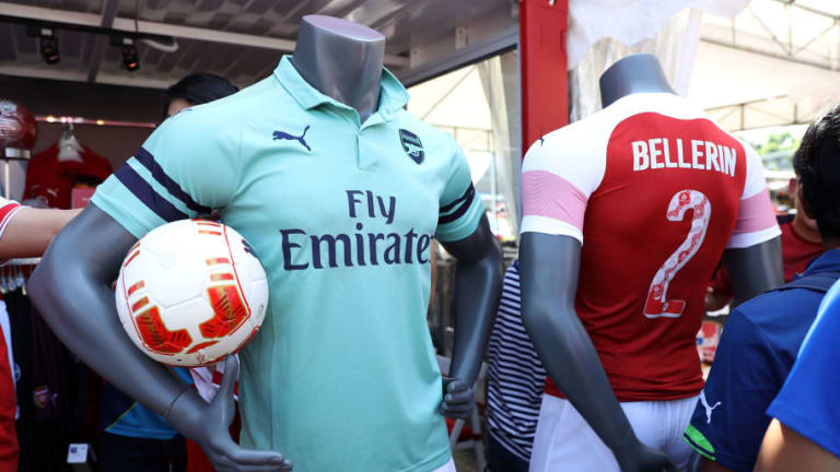 Arsenal Set To Ditch Kit Manufacturers Puma For Adidas