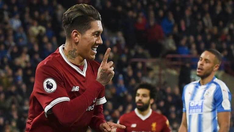 Liverpool Ace Firmino Revels in Manager's Praise But Insists He Is 'Never Happy'