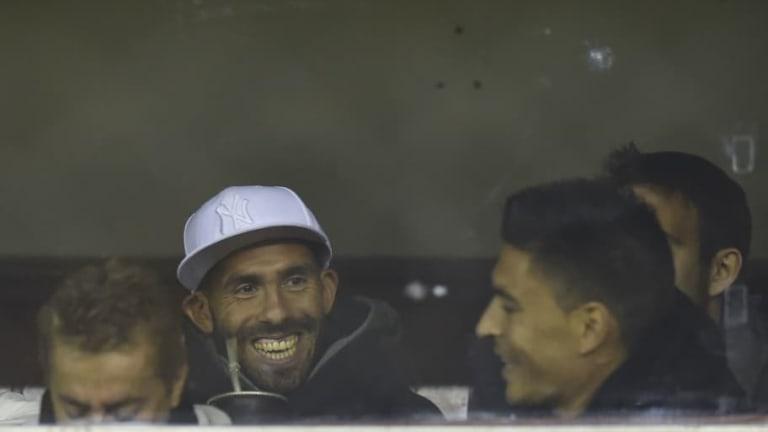 PICANTE | La respuesta de Tevez a un jugador de River
