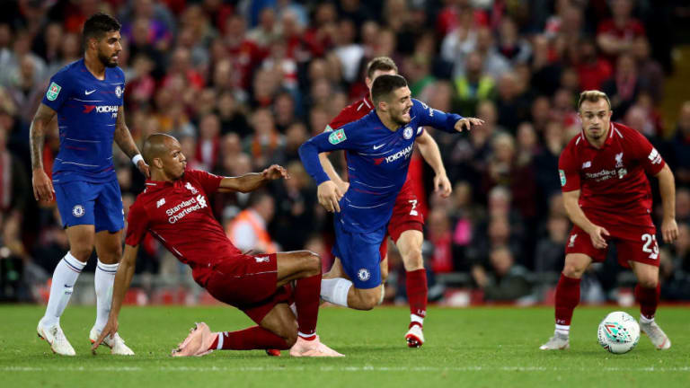 Jurgen Klopp Hints at Further Involvement for Fabinho After Cup Display Against Chelsea
