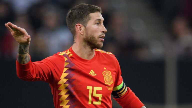 Sergio Ramos se convierte en padre por tercera vez