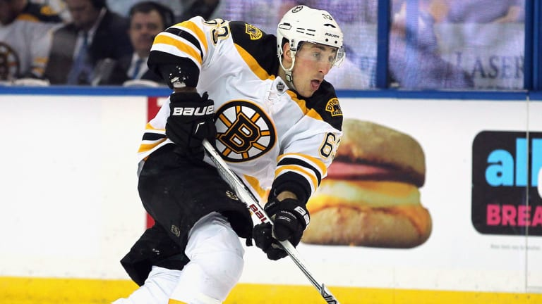 A Look at the Possible Consequences of Brad Marchand's Tactic of Licking Opponents