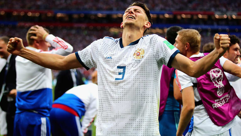 World Cup Daily Podcast: Russia Continues Magical Run With Stunning Win Over Spain