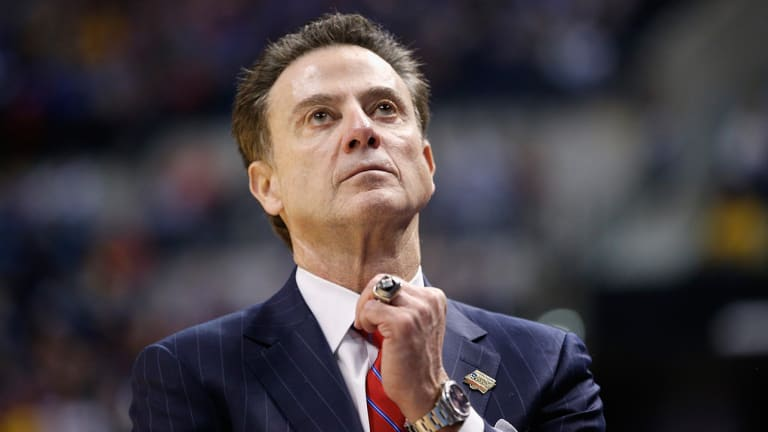 Rick Pitino Recounts How He First Learned of the Louisville Escort Scandal