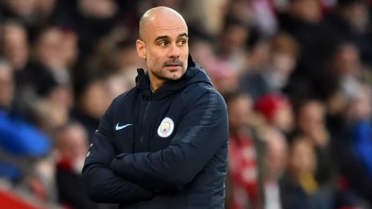 Pep Guardiola Admits Victory Against Southampton Was 'Important' & Prepares to Face Liverpool